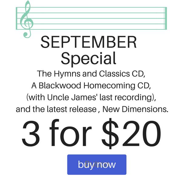 September CD Special